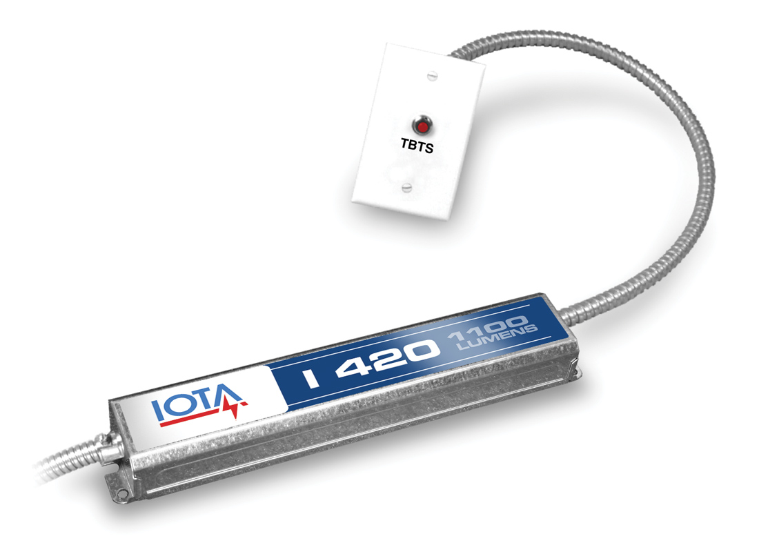 IOTA I420 with flexible conduit