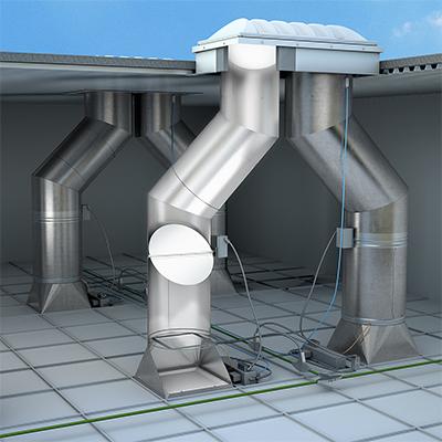 SLFTL2 Tubular Daylighting System