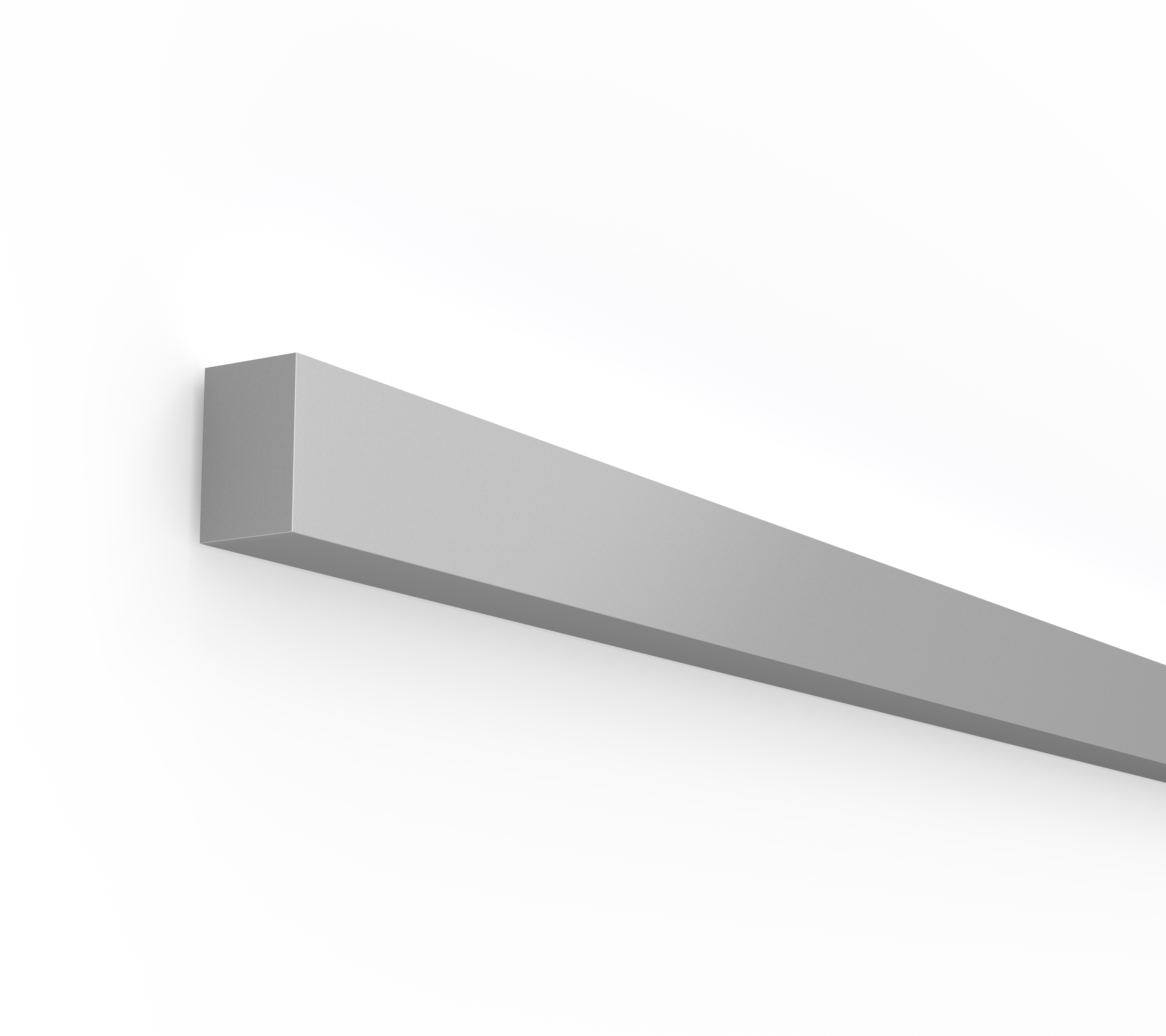 Silver Indirect Wall
