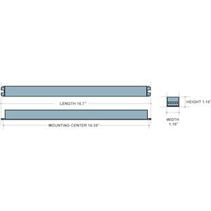 ILBLP CP10 HE SD NP - Dimensions