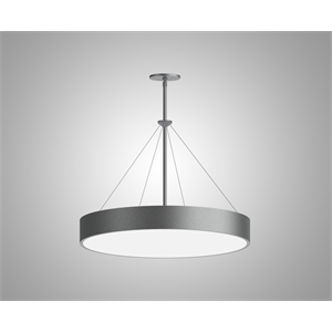 Silhouette HPPS Solid Pendant