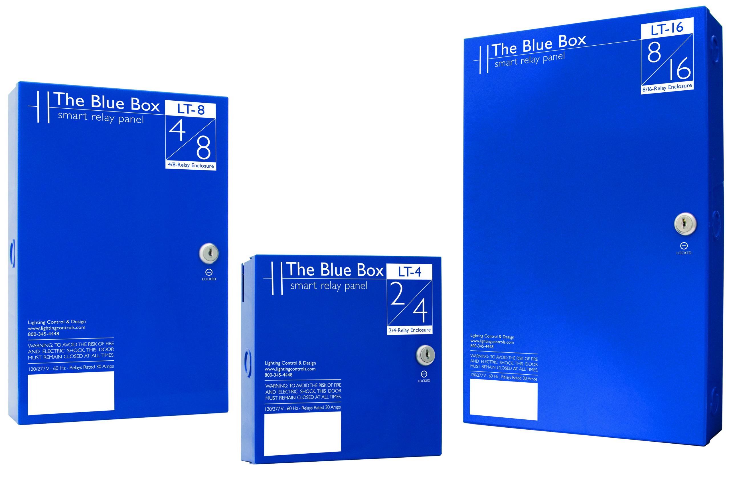 Blue Box Lt