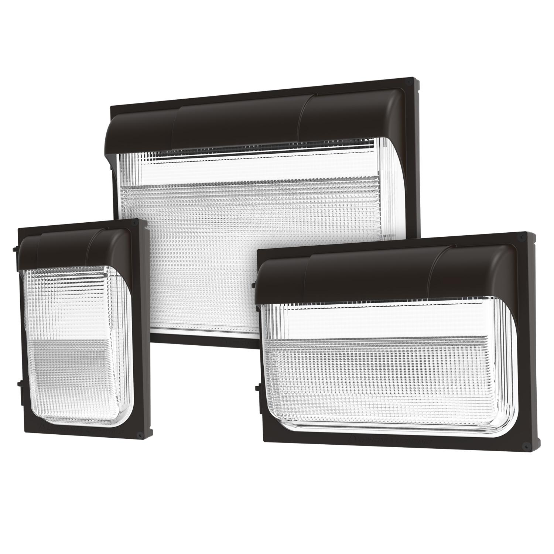 TWX LED Glass Wall Packs