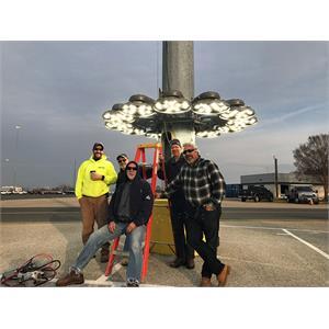 HMAO LED High-mast