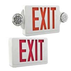 Magellan QM LED exit unit combo