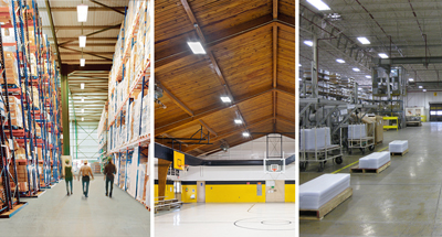 I-BEAM IBH LED High Bay, industrial lighting