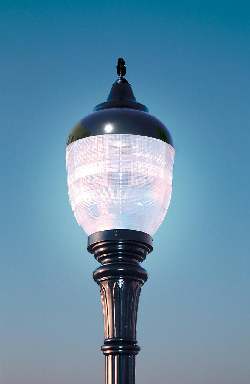 RG LED Prismatic Acorns