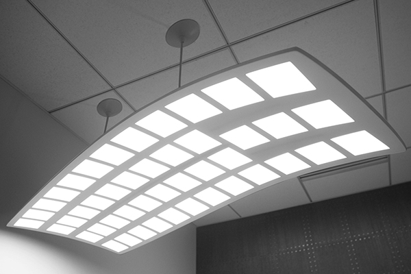 KINDRED PM OLED ceiling canopy pendant