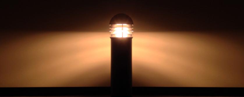 3100 LED Louvered Bollard_Amber.jpg