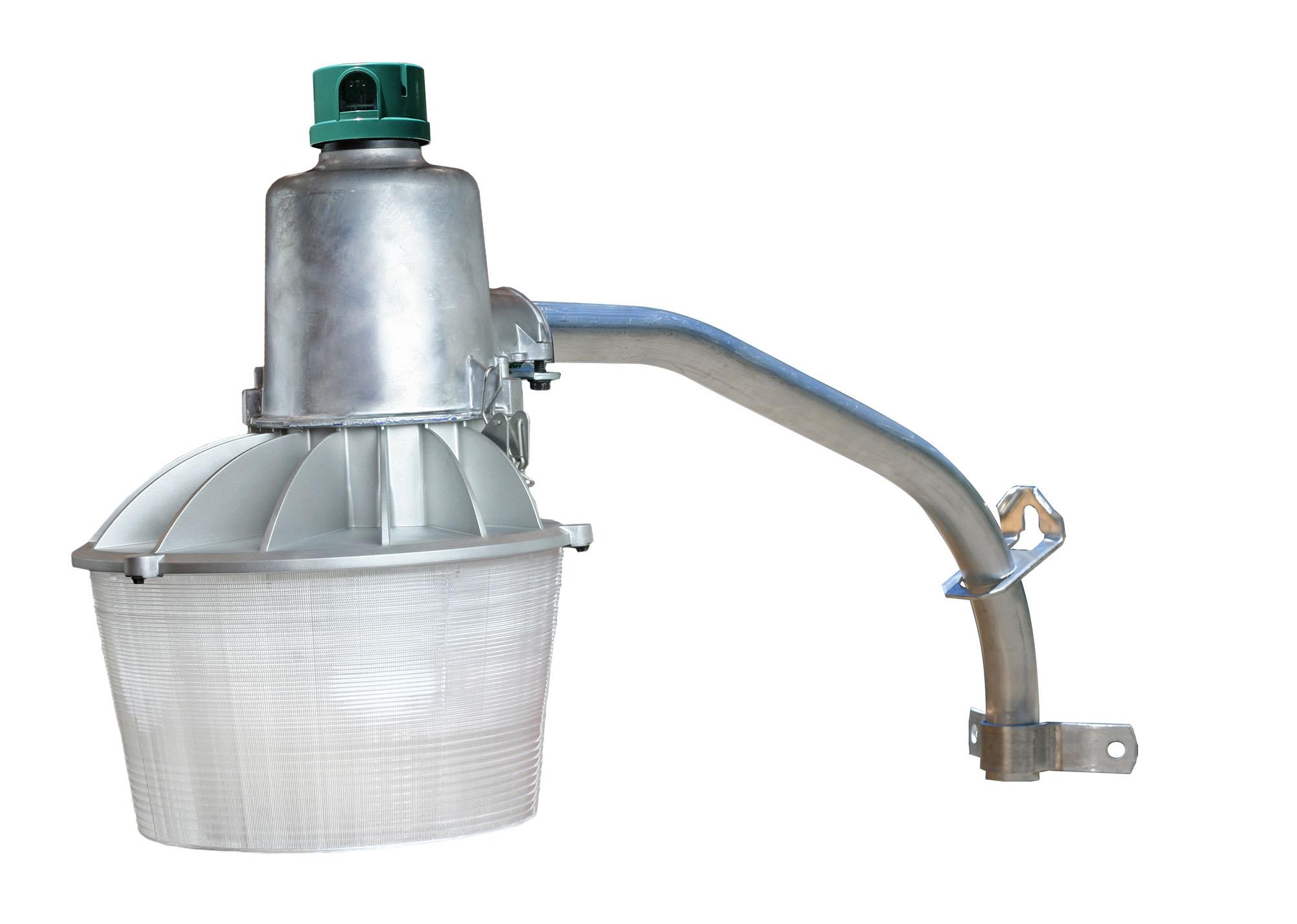 Series LNH2 LED NEMA Head Security Luminaire