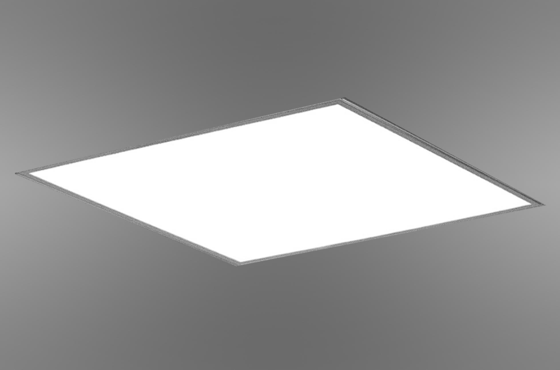Veil - Recessed grid | Soft volumetric, direct illumination