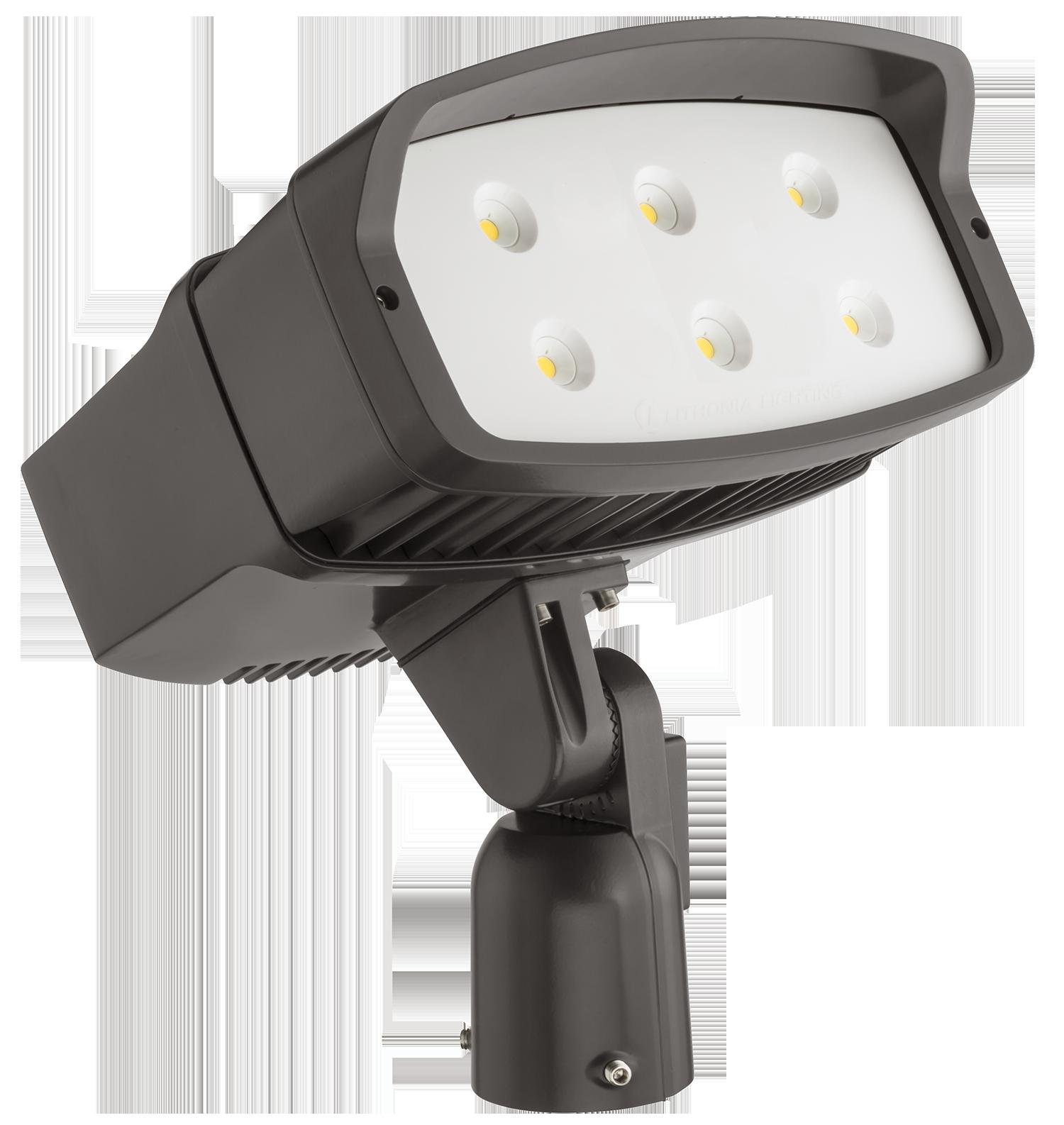 OFL2 LED Floodlight - LED Flood Luminaire Outdoor Size 2