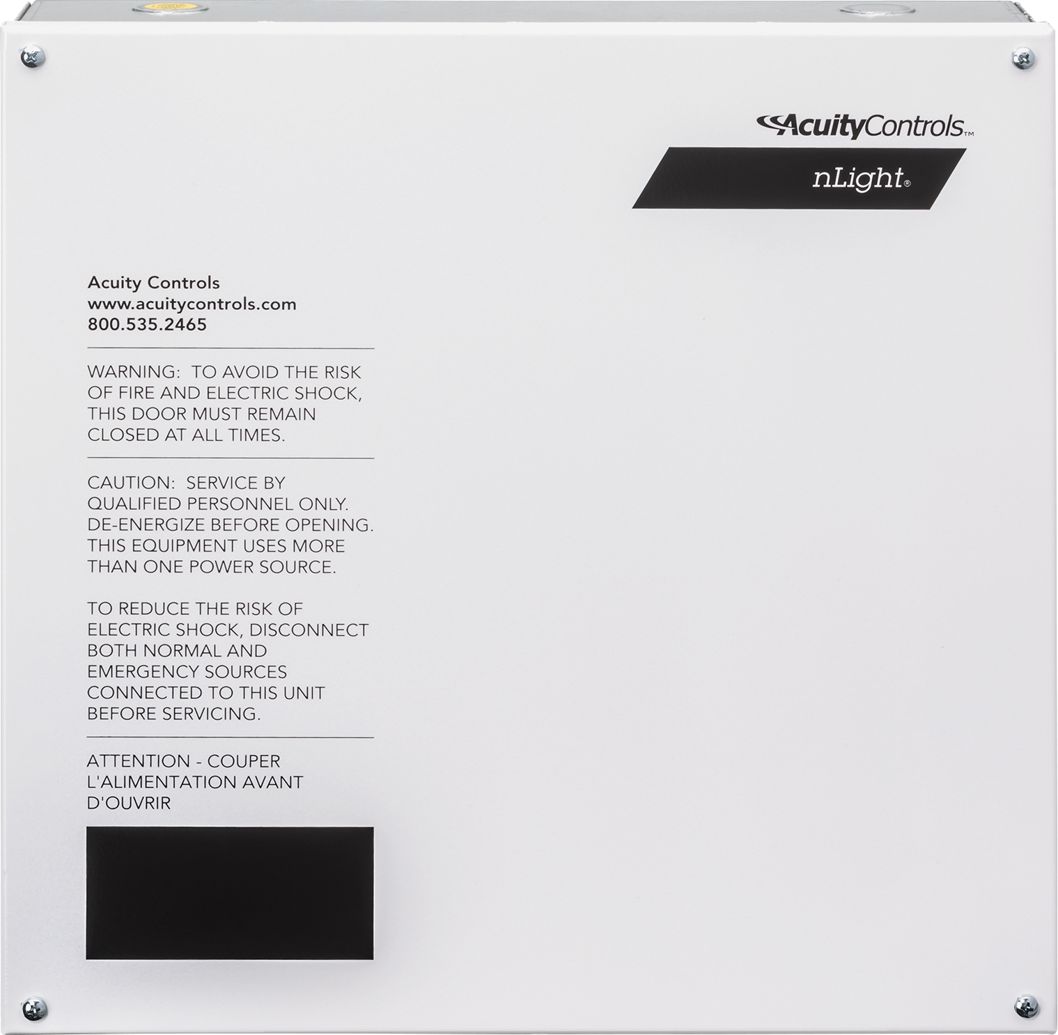 ARP Relay Panel