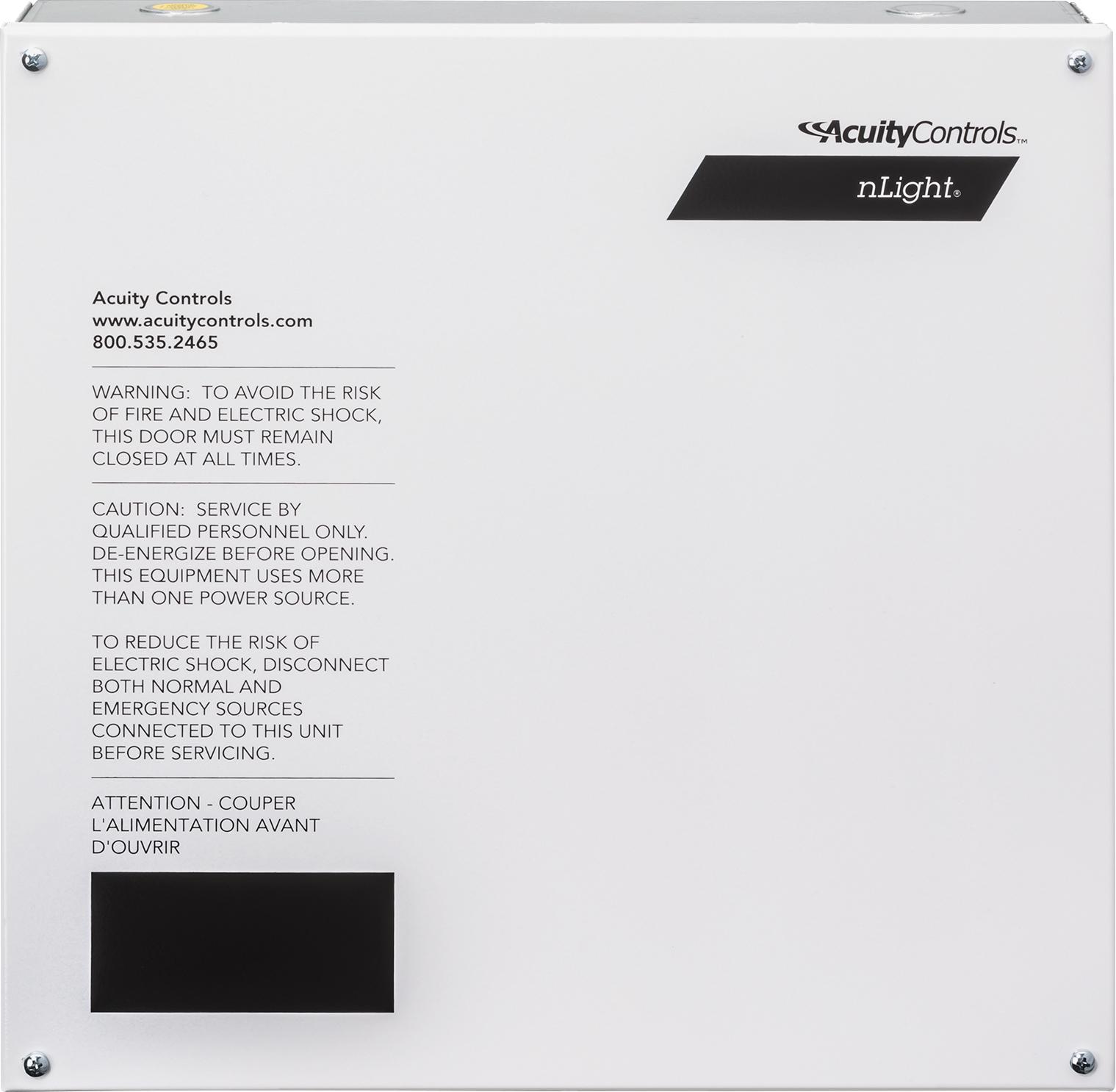 ARP Relay Panel - nLight® Relay Panels on