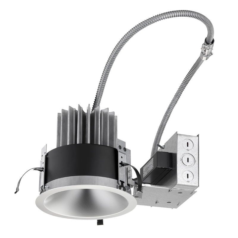 LRM4 Housing - LED 4in Round Remodel L-Series Housing