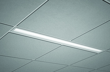 Open Recessed LED Wall Wash