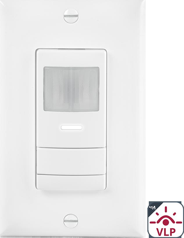 WSX Series - Wall Switch Sensor on