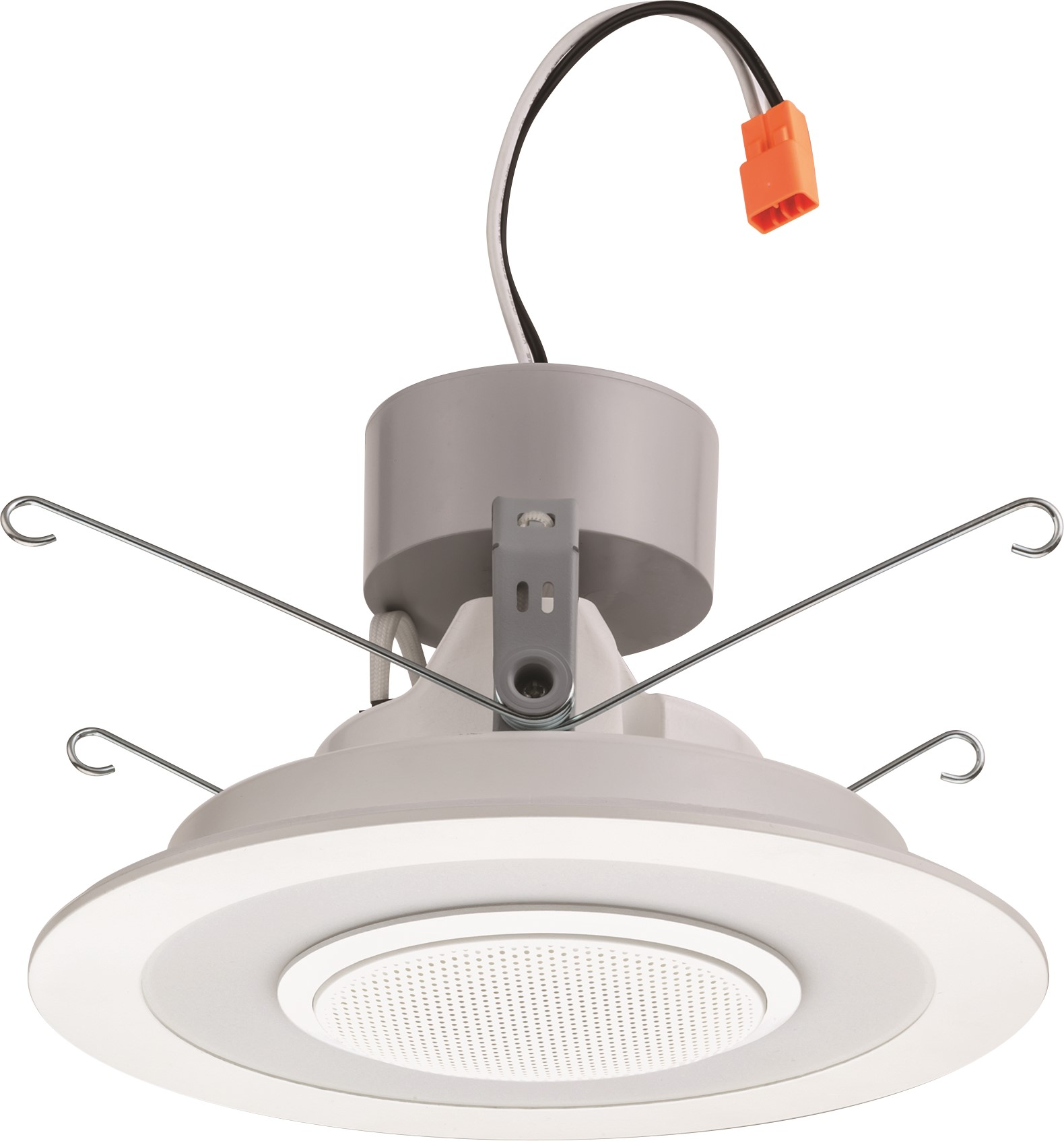 Awe Inspiring 6Sl Speaker Downlight 6Sl Led 6 Downlight With Integrated Speaker Wiring Cloud Pendufoxcilixyz