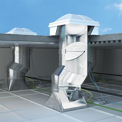 SLFTL Tubular Daylighting System