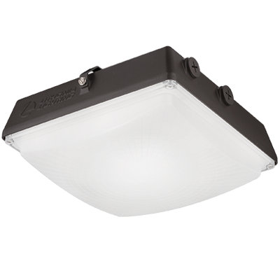 Garage And Canopy Commercial Outdoor Lighting Acuity Brands