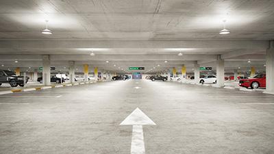 VCPG Ultimate LED Parking Garage