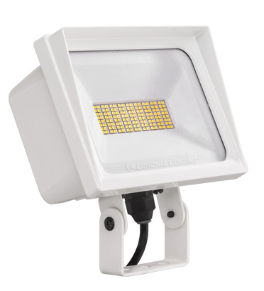 QTE LED P3 40K YK WH