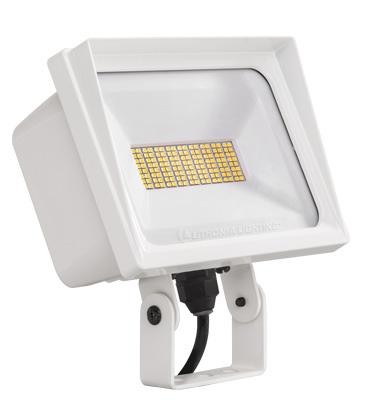 QTE LED P3 40K YK WH