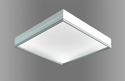 Chisel™ Recessed Luminaire 2x2