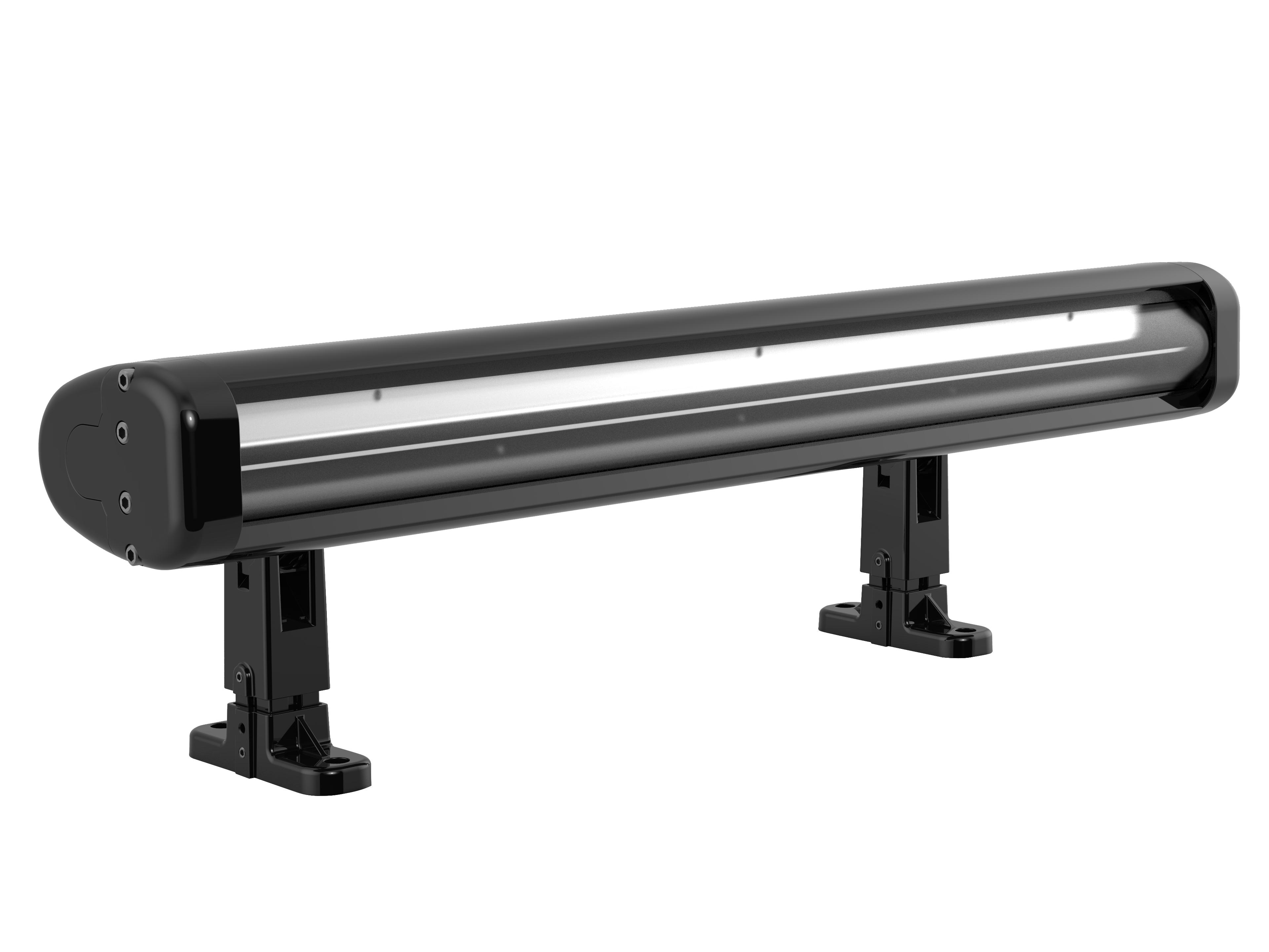 Hydrel Linear Fixture_Black