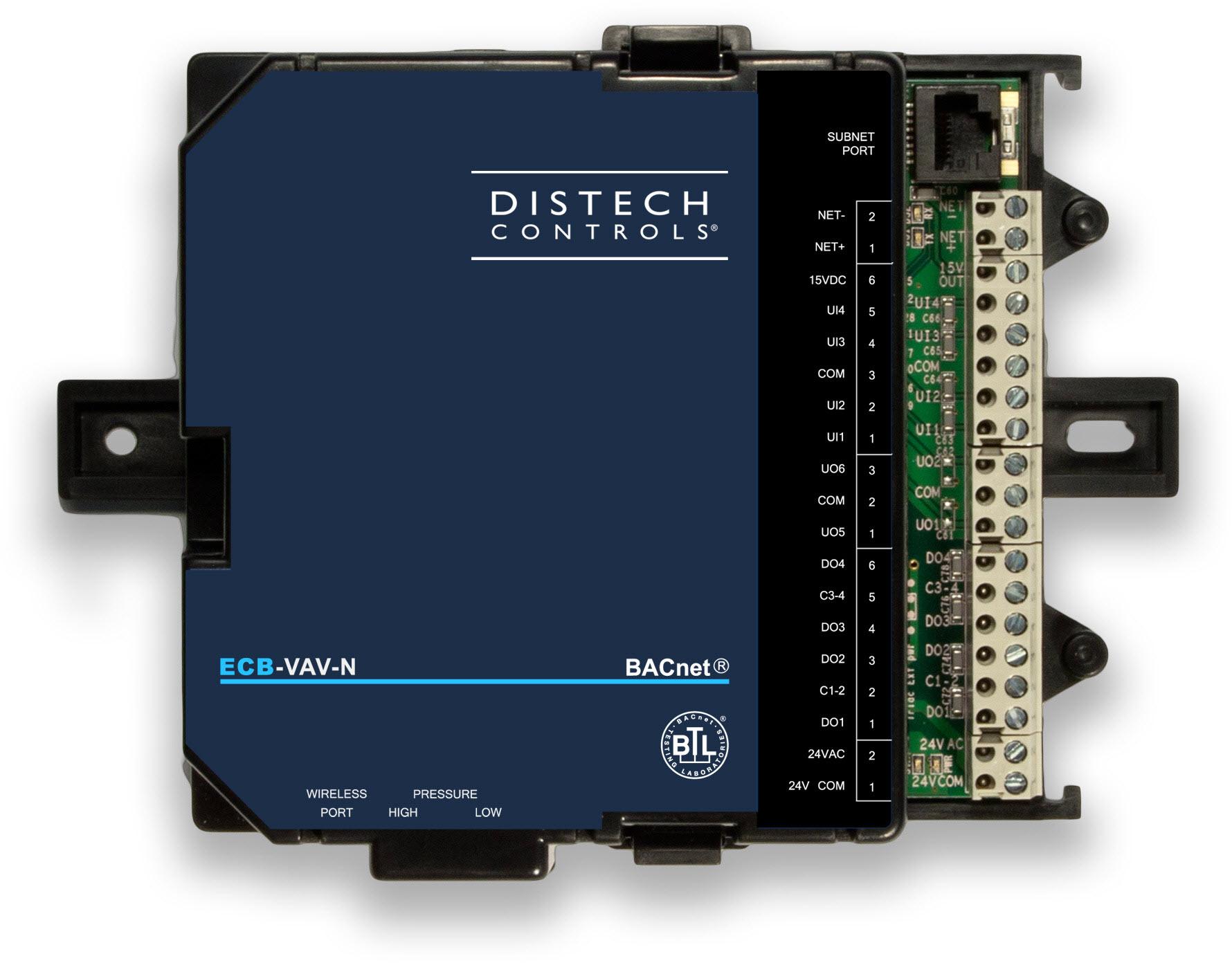 ECB-VAV-N | HVAC Control | Distech Controls