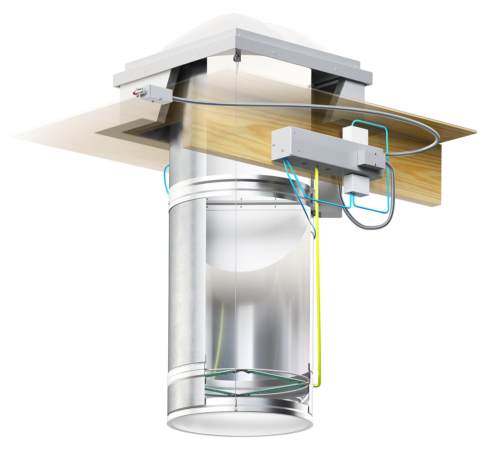 SLFOL Tubular Daylighting System