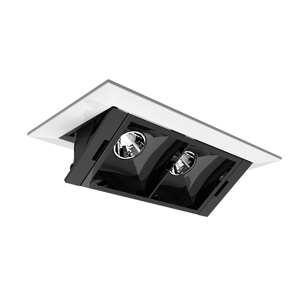 LN1SQ A Linear Recessed Adjustable