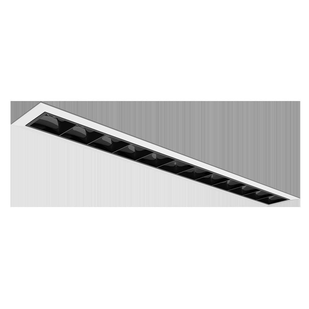 LN1SQ D Linear Recessed Downlight